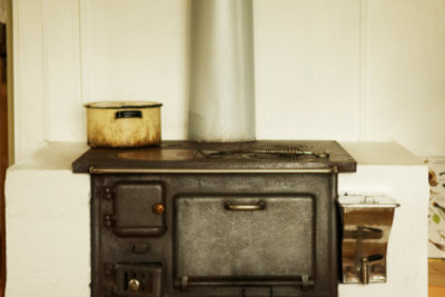 Ofenfarben dürfen nicht gesundheitsschädlich sein.