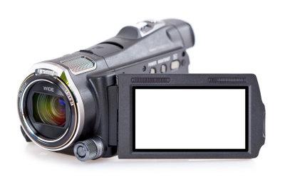 Kleinkameras kann man zu Wärmebildkameras umbauen.