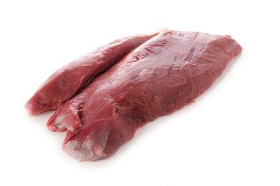 Frisches Rehfleisch brauchen Sie nicht einlegen.
