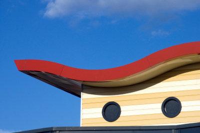Dampfbremsen erlauben moderne Dachgestaltungen.
