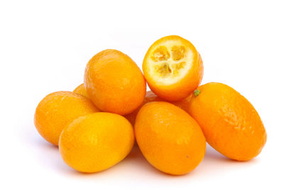 So kochen Sie Kumquat-Marmelade.