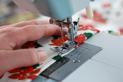 Anfänger brauchen robuste einfache Nähmaschinen.