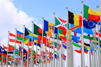 Als Botschafter reist man weltweit.
