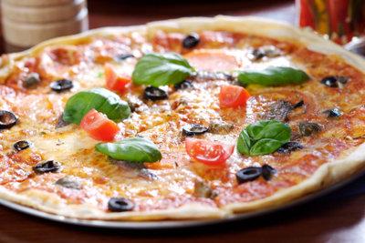 Ein einfaches Rezept für Thunfischpizza.