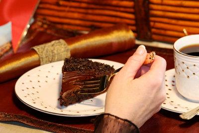 Genuss für süße Mäuler - Brownie Kuchen
