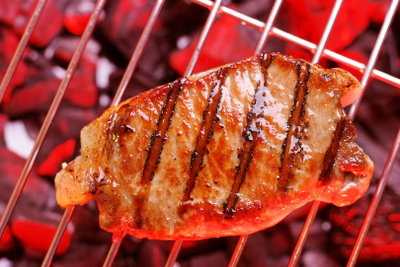 Das perfekte Steak braucht Zeit.