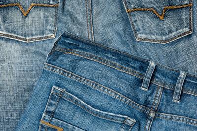 Jeans gibt es in unzähligen Variationen.