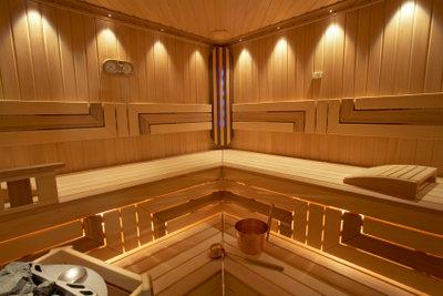 Holz verschönert jeden Raum.