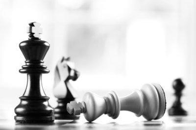 Schach geht relativ einfach