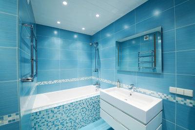 Kalk im Bad lässt sich verhindern.