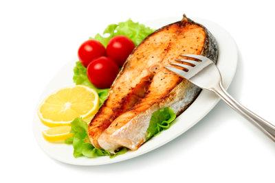 Fisch ist ein wertvolles Nahrungsmittel.