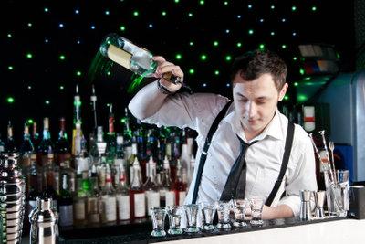 Jeder Profi-Barkeeper kennt den B52.