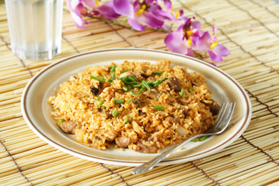 Diese Risi-Bisi-Reispfanne gelingt garantiert.
