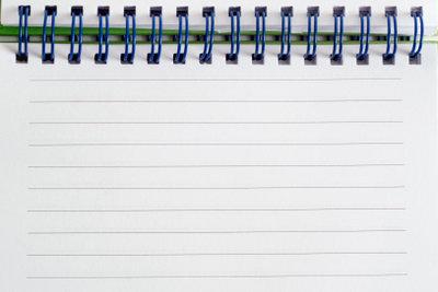 Schreiben Sie einen ausführlichen Praktikumsbericht.