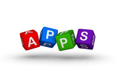Apps zu programmieren kann schwierig sein.