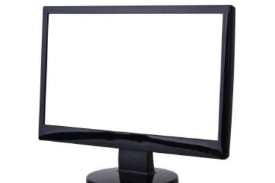Ein neuer Monitor ist leicht anzuschließen.