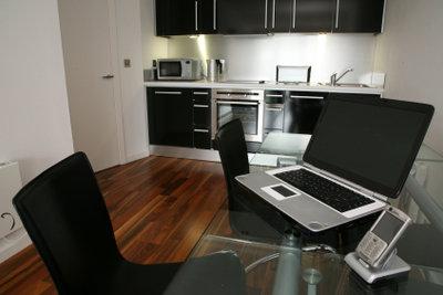 Küchen gibt es in unterschiedlichen Varianten.