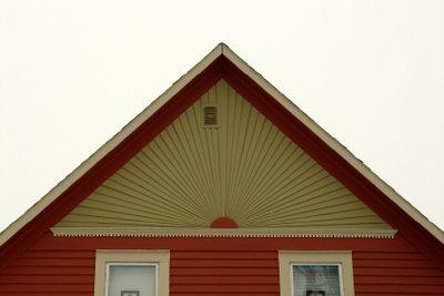 Dämmen Sie Ihren Dachstuhl mit Steinwolle.