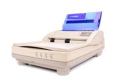 Mit einem Scanner ist Digitalisierung kinderleicht.