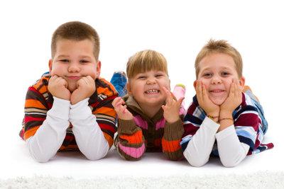 Vor allem Kinderkleidung braucht Ellenbogen-Aufnäher.
