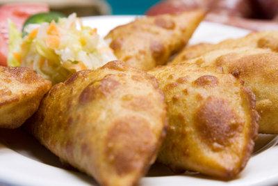 Süß oder herzhaft ein Genuss: Empanadas.