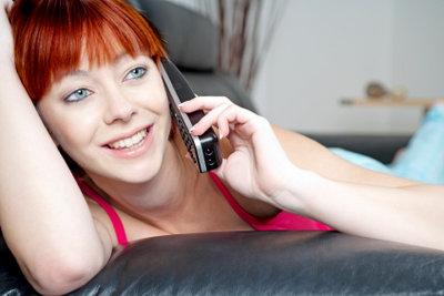 Telefonate können Liebe entfachen.