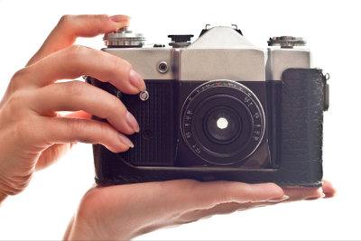 Spiegelreflexkameras unterscheiden sich von Digitalkameras