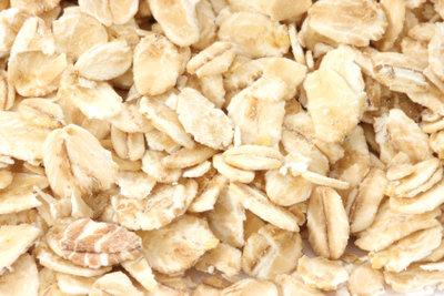 Hafer - reich an Vitaminen und Mineralstoffen