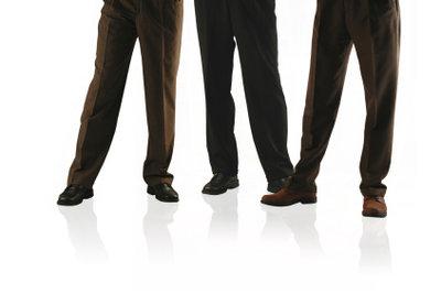 Bei Hosen ist die Beinlänge wichtig