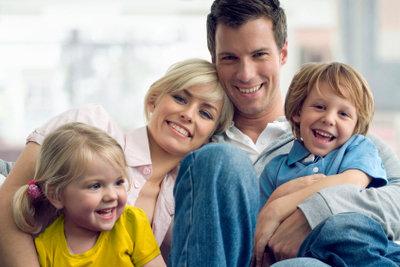 Ein Familienausflug am Vatertag macht Spaß!