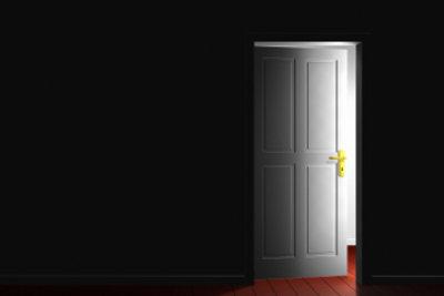 Türen müssen richtig eingestellt werden.