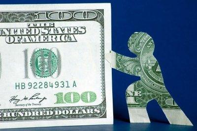 Geld kann lange unterwegs sein.