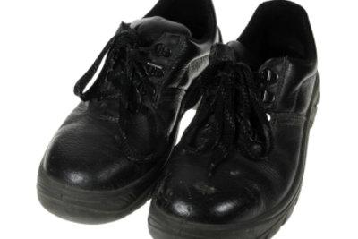 Kunstleder-Schuhe sind einfach zu reinigen.