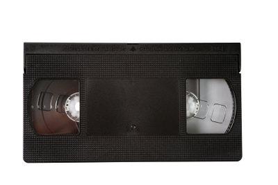 VHS-Kassetten können digitalisiert werden.