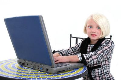 Auch Kinder kennen Facebook.