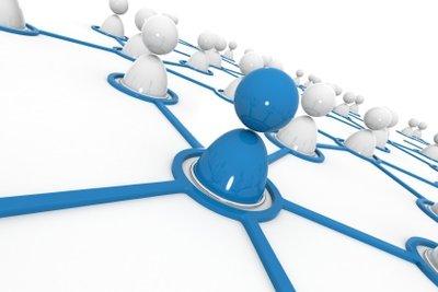 Soziale Netzwerke erfreuen sich großer Beliebtheit.