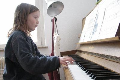 Es gibt kein Klavier ohne Klavierband.