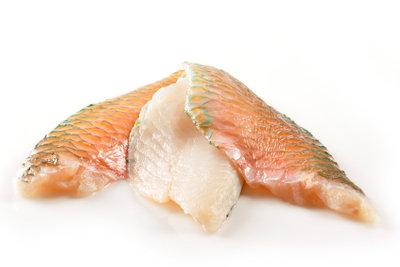 Köstliches Fischfilet verzaubert in Fischfrikadellen