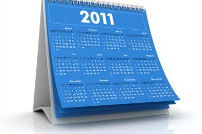 Kalender-Filter sorgen für Übersichtlichkeit.