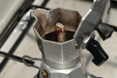 Kaffeesatz ist ein natürlicher Pflanzendünger