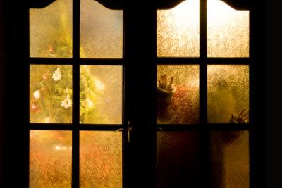 Glaseinsatz in der Tür selbst einbauen