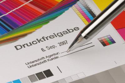 Photoshop wurde für die Druckbranche entwickelt.