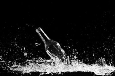 Glasflaschen müssen nicht immer recycelt werden.