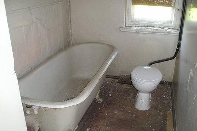 Tauschen Sie Ihre Badewanne aus.