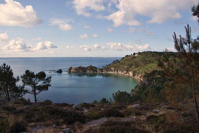 In der Bretagne können Sie Angelfreuden genießen.