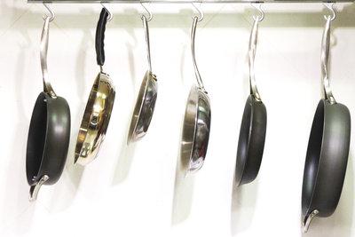 Im Küchenbereich sollte man Chemie vermeiden.