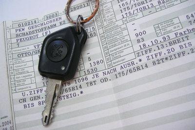 Fahrzeugbrief und Fahrzeugschein können ersetzt werden.