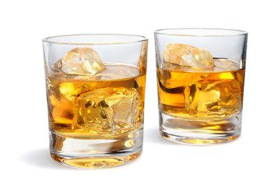 Alkoholgeruch ist schwer wegzubekommen.