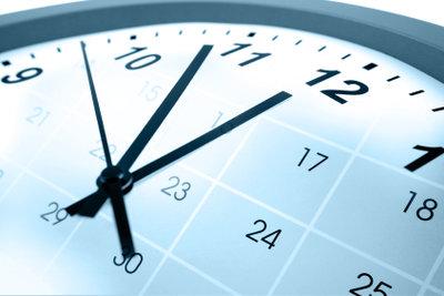 Richten Sie einen Countdown ein.
