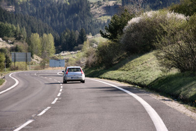 Die Fahrerlaubnis macht das Leben einfacher.